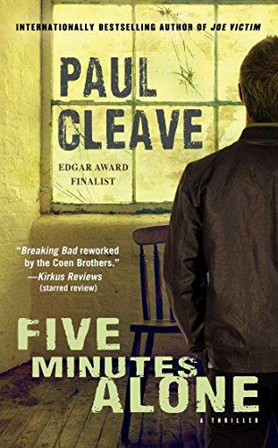 Five Minutes Alone (Christchurch Noir Crime) por Paul Cleave