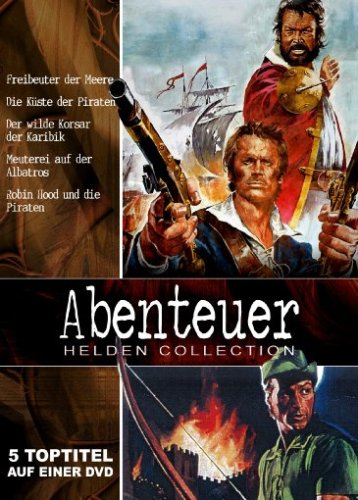Abenteuer Helden Collection [2 DVDs]