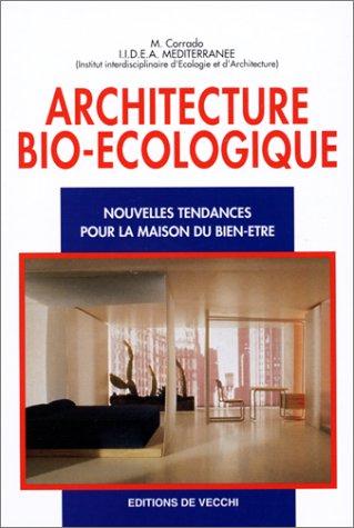 Architecture bio-écologique par Maurizio Corrado