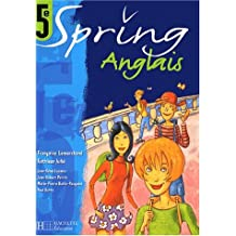Anglais 5ème Spring