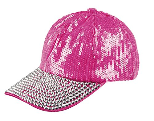 f99fa710f27a66 Boland 04275 Mütze Bling, womens, Pink, One Size