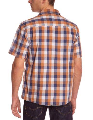 Billabong Herren Hemd Nomad Short Sleeve,  M1SH08 tabacco