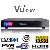 Vu + ® Duo² Twin Linux Receiver 2 x DVB-S2 Tuner Full HD 1080P PVR Ready immagine