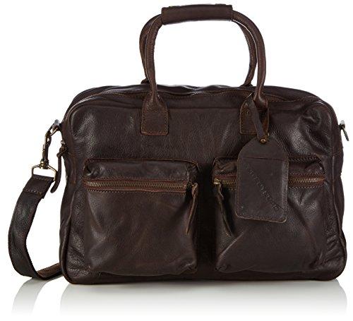 Cowboysbag 1030 Unisex-Erwachsene Henkeltaschen 42x27x15 cm (B x H x T) Braun (Brown 500)