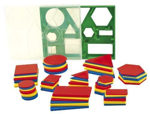 eduplay-120152-geo-set-60-teilig