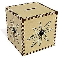 Preisvergleich für Groß 'Atom' Sparbüchse / Spardose (MB00072828)