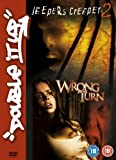 Jeepers Creepers 2 / Wrong Turn [UK IMPORT]