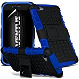 Best Armour Shell All Around Pcs - Aventus HTC M10 Case (Blue) Rugged Heavy Duty Review