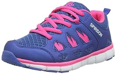Girls Spiridon Fit V Low-Top Sneakers Brütting ftXzePB