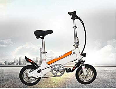 Yoli® advanced Lithium Battery E bike,snow Bike,12''wheel size,mini electric bike