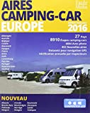 aires camping car europe 2016