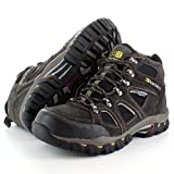 Karrimor Mens Bodmin IV Waterproof Walking Hiking Boots K748 Brown