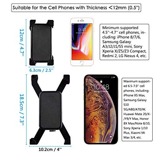 Zoom IMG-3 chereeki porta cellulare bici supporto