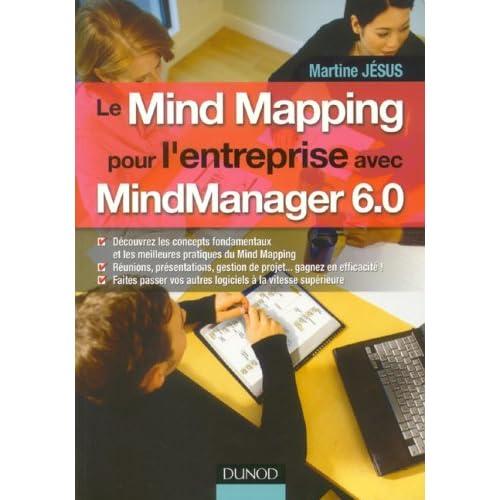 Le Mind Mapping pour l'entreprise avec MindManager 6.0
