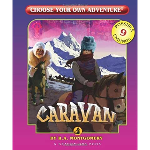 Caravan (Choose Your Own Adventure - Dragonlark)
