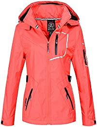Geographical Norway - Abrigo impermeable - Parka - para mujer