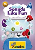 Sounds Like Fun DVD: in Precursive Letters (British English edition) (Jolly Phonics)