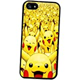 Case Protective Cover,So Many Pikachus Case Funda iphone 5 & 5s