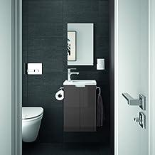 Moderne badezimmermöbel grau  Suchergebnis auf Amazon.de für: gäste wc möbel