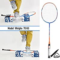 WHIZZ A730 Graphite Badminton Racket 80g