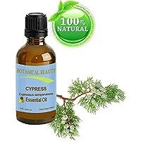 Zypresse ätherisches Öl. 100% reine therapeutische Klasse, Premium-Qualität, unverdünnt, Wasserdampf destilliert... preisvergleich bei billige-tabletten.eu