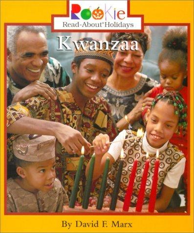 Kwanzaa (Rookie Read-About Holidays) by David F. Marx (2000-09-01)