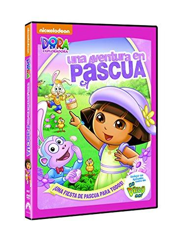 Dora La Exploradora: Una Aventura En Pascua (Import Dvd) (2013) Personajes Ani...