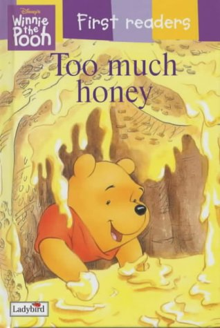Too much honey.