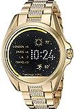 Michael Kors Best Deals - Michael Kors Access Touch Screen Gold Bradshaw Smartwatch MKT5002
