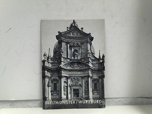 Neumünster Würzburg. Schnell Kunstführer. Nr. 247 von 1937
