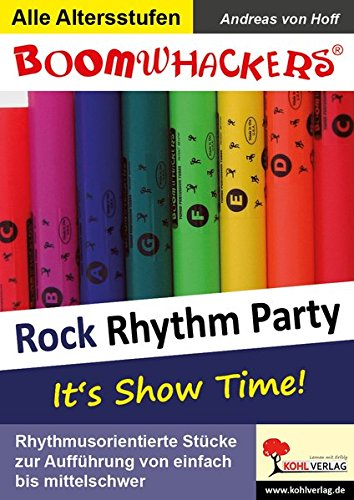 Boomwhackers - Rock Rhythm Party