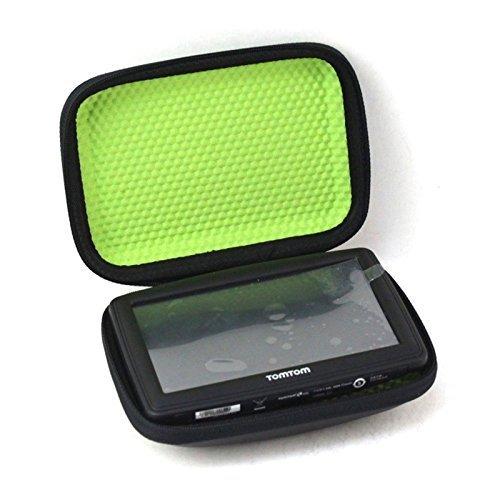 Universal PU Leather EVA Hard GPS Sat Nav case for TOMTOM START 62