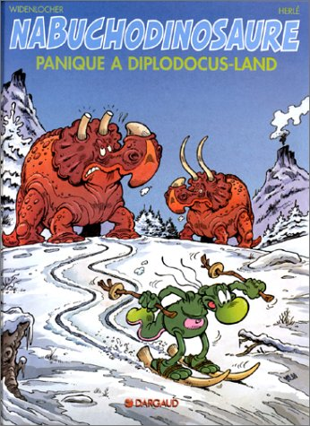 Nabuchodinosaure, tome 7 : Panique à Diplodocus Land
