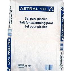 Astralpool - Sal Grano Seca Electrolisis 25K
