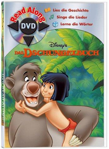 Read Along - Das Dschungelbuch - Disneys Dschungelbuch-film Dvd