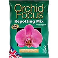 Growth Technology Ltd MDOF3 Orchid Focus Repotting Mix 3 Litre