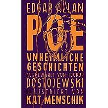 Poe: Unheimliche Geschichten: Illustrierte Buchreihe