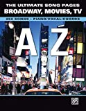 The Ultimate Song Pages Broadway, Movies, TV - - Best Reviews Guide