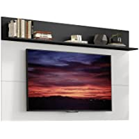 Heera Moti Corporation Mazon TV Entertainment Wall Mount Unit/Wall Panel for Tv Unit up to 55 inches (Finish: - White…