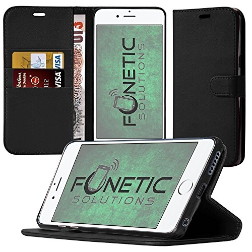 black-htc-u-11-case-wallet-case-cover-with-card-holder-and-lcd-screen-protector-fonetic-solutions