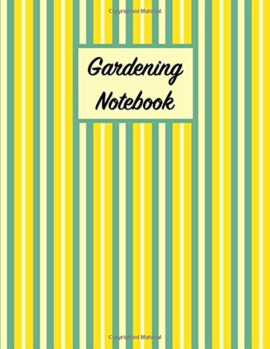 Zoom IMG-2 gardening notebook beautifully illustrated cover