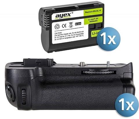 Meike Batteriegriff für Nikon D7100, wie MB-D15 inklusive 1x EN-EL15