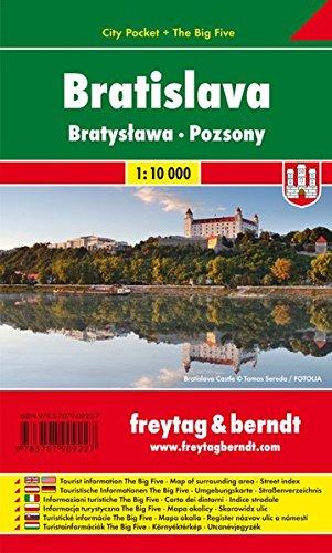 Bratislava por Freytag & Berndt