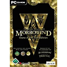 The Elder Scrolls III: Morrowind Game of the Year