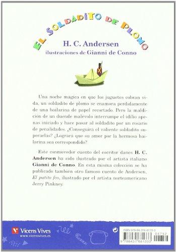 El Soldadito De Plomo: 14 (Colección Piñata) - 9788431681333 por Francisco Anton Garcia