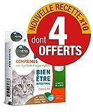 Biovetol - OFFRE SPECIALE - Comprimés Bien-être Intestinal pour Chaton/Chat - x10 dont 4 OFFERTS