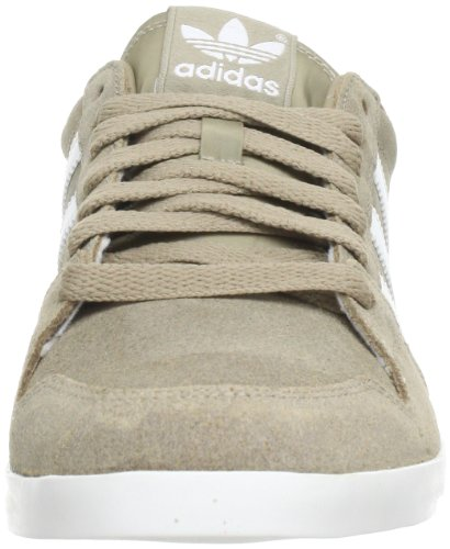 adidas Originals Adilago Low, Baskets Basses Homme Marron - Braun (STCARK/WHTVA)
