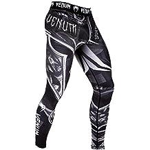 Venum Gladiator 3.0 Pantalones de Compresión, Hombre, Negro, XL
