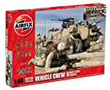 Airfix A03702 Modellbausatz British Vehicle Crew