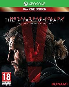 Metal Gear Solid V: The Phantom Pain - Day 1 Edition (Xbox One) - [Edizione: Regno Unito]